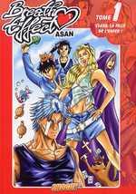 Breath effect T1 : Clara, la fille de l'enfer ! (0), manga chez Les Humanoïdes Associés de Asan