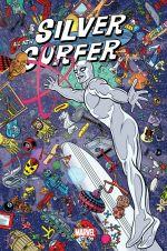 All-New Silver Surfer T1 : Citoyen de la Terre (0), comics chez Panini Comics de Slott, Allred, Allred