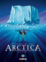Arctica T1 : Tomes 1 à 3 (0), bd chez Delcourt de Pecqueur, Kovačević, Schelle