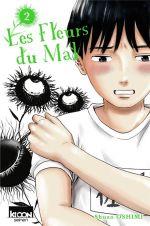 Les fleurs du mal  T2, manga chez Ki-oon de Oshimi