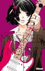 Masked noise T5, manga chez Glénat de Fukuyama