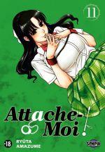 Attache-moi  T11, manga chez Pika de Amazune