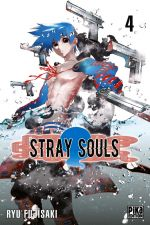 Stray souls T4, manga chez Pika de Fujisaki