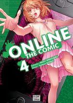 Online the comic  T4, manga chez Delcourt de Amagaeru, Kyoka