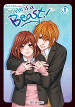 He is a beast  T11, manga chez Soleil de Aikawa