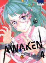 Awaken T4, manga chez Ki-oon de Renda