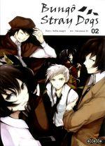 Bungô stray dogs T2, manga chez Ototo de Asagiri, Harukawa35