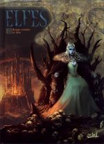 Elfes – Saison 3, T16 : Rouge comme la lave (0), bd chez Soleil de Istin, Duarte, Héban