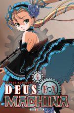 Deus ex machina T4, manga chez Soleil de Karasuma