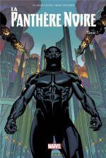 La Panthère Noire (2016) T1 : Une nation en marche (0), comics chez Panini Comics de Coates, Stelfreeze, Milla, Martin