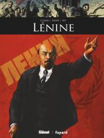 Lénine, bd chez Glénat de Ozanam, Rodier, Walter