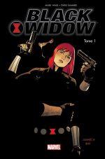 Black Widow (2016) T1 : Le Lion Blessé (0), comics chez Panini Comics de Waid, Samnee, Wilson