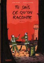 Tu sais ce qu'on raconte... : Tu sais ce qu'on raconte... (0), bd chez Warum de Rochier, Casanave