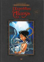 Lanfeust et les mondes de Troy T44 : L'expédition d'Alunÿs (0), bd chez Hachette de Arleston, Melanÿn, Cartier, Vincent