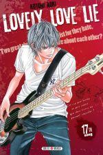 Lovely love lie T17, manga chez Soleil de Aoki