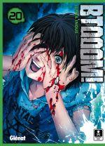 Btooom !  T20, manga chez Glénat de Inoue