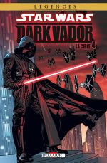 Star Wars - Dark Vador T4 : La cible (0), comics chez Delcourt de Marz, Allie, Jackson Miller, Alden, Ching, Trevino, Corroney, Anderson, Atiyeh