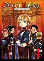 Divci valka T4, manga chez Komikku éditions de Onishi
