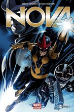Nova (2013) T4 : La vérité sur les Black Nova (0), comics chez Panini Comics de Duggan, Baldeon, Santagati, Medina, Timms, SotoColor, Curiel