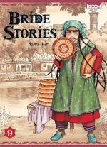 Bride stories T9, manga chez Ki-oon de Mori
