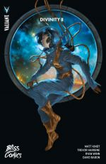 Divinity T2, comics chez Bliss Comics de Kindt, Hairsine, Baron, Djurdjevic