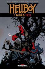 Hellboy & B.P.R.D. T2 : 1953 (0), comics chez Delcourt de Mignola, Roberson, Walsh, Rivera, Stenbeck, Stewart