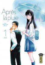 Après la pluie T1, manga chez Kana de Mayuzuki
