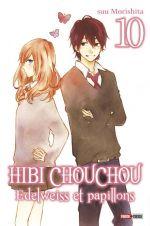 Hibi chouchou - Edelweiss & Papillons  T10, manga chez Panini Comics de Morishita
