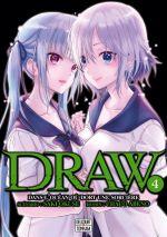 Draw T4, manga chez Delcourt de Okuse, Abeno