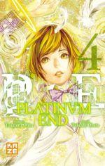 Platinum end T4, manga chez Kazé manga de Ohba, Obata