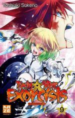 Twin star exorcists T9, manga chez Kazé manga de Sukeno