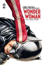 Greg Rucka présente Wonder Woman T1 : Terre à Terre (0), comics chez Urban Comics de Rucka, Davis, Medley, Sadowski, Johnson, Jones, Stewart, Horie, Horie, Mulvihill