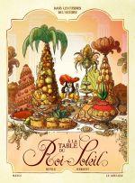 Dans les Cuisines de l'Histoire T2 : A la table du Roi-Soleil (0), bd chez Le Lombard de Rutile, Hersent