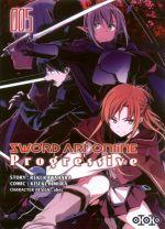 Sword art online - Progressive T5, manga chez Ototo de Kawahara, Himura, Abec