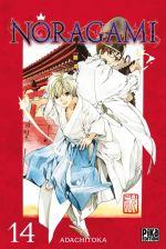 Noragami T14, manga chez Pika de Adachi