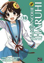 La mélancolie de Haruhi - Brigade SOS T18, manga chez Pika de Tanigawa, Tsugano