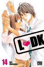 L-DK T14, manga chez Pika de Watanabe
