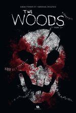 The Woods T3, comics chez Ankama de Tynion IV, Dialynas, Gonzalez