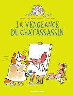 Le Chat assassin T3 : La vengeance du chat assassin (0), bd chez Rue de Sèvres de Deiss