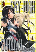Sky-high survival T4, manga chez Kana de Miura, Oba