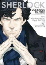Sherlock T1, manga chez Kurokawa de Gattis, Moffat, Jay
