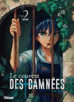 Le couvent des damnées T2, manga chez Glénat de Takeyoshi