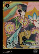 XXX Holic Rei T4, manga chez Pika de Clamp