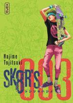 Sk8r's T3, manga chez Kana de Tojitsuki