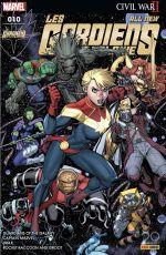All-New Les Gardiens de la Galaxie T10 : Civil War II (0), comics chez Panini Comics de Gage, Punk, Fletcher Gage, Bendis, Kocher, Bunn, Schiti, Hepburn, Walsh, Failla, Isanove, Fabela, Garland, Wilson, Adams