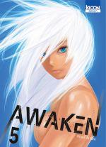 Awaken T5, manga chez Ki-oon de Renda