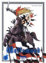 Wolfsmund T8, manga chez Ki-oon de Kuji