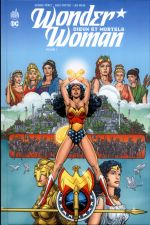 Wonder Woman - Dieux et Mortels T1, comics chez Urban Comics de Potter, Wein, Perez, Wood, Gafford