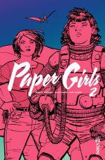 Paper Girls T2, comics chez Urban Comics de Vaughan, Chiang, Wilson