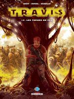 Travis T12 : Les Tueurs de fer (0), bd chez Delcourt de Duval, Quet, Schelle
